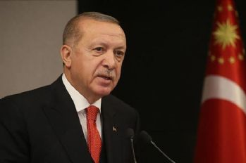 No one can away take Palestine's lands: Turkish president