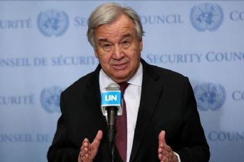 UN chief thanks Qatar for assistance against COVID-19