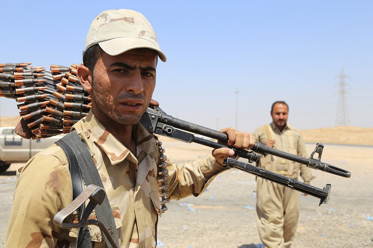 Iraqi army suffers losses with Fallujah assault