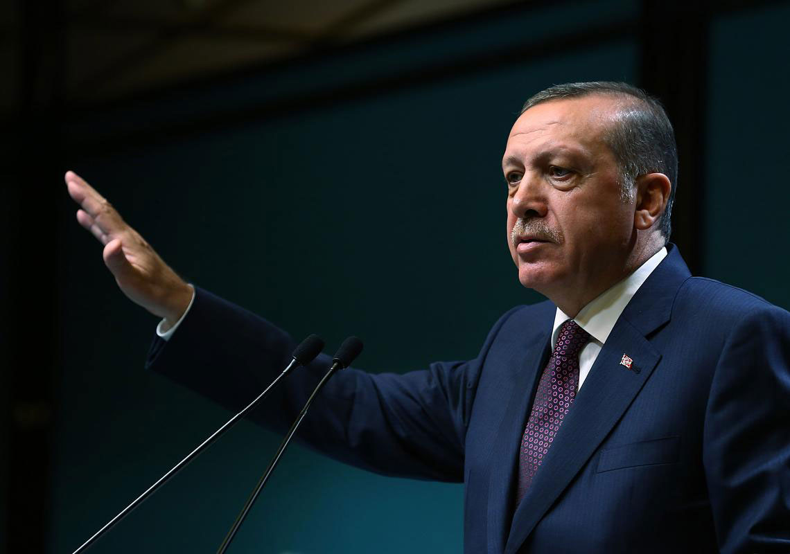Erdogan: No Refugee Deal Without EU Visa Waiver