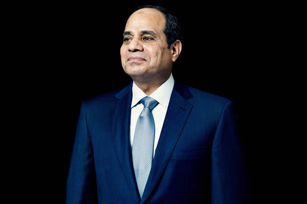 abdel fattah el sisi thesis Under president recep tayyip erdoğan, that may be a thing of the past in turkey, but in egypt under president abdel fattah el-sisi, the military today is playing a similar role nothing similar.