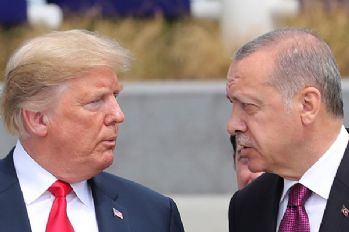 The Centre for New American Security: Trump'tan Erdoğan'a  krallara layık bir hediye